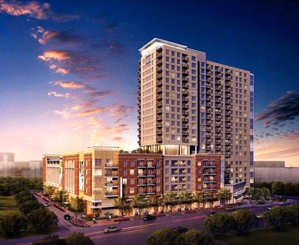 Apartments For Rent West Village Dallas
