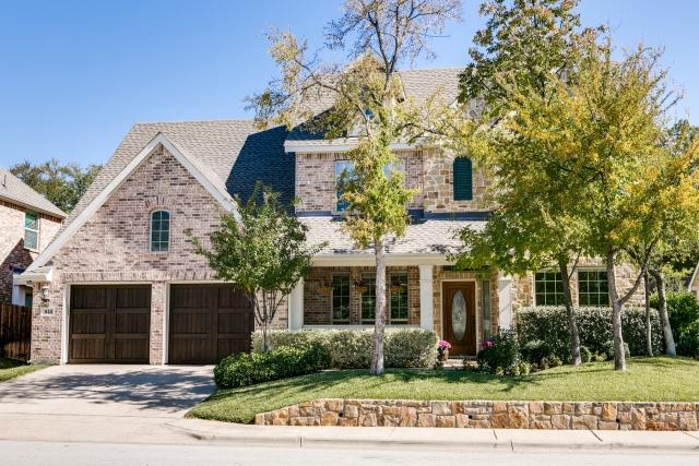 grapevine tx homes for sale offer charming curb appeal
