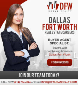 Dallas Fort Worth Real Estate Careers