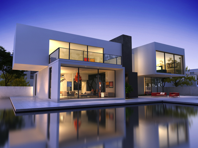 Ikon residential provides desirable opportunities for for Modern architecture homes for sale