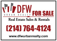 Sell your Dallas Fort Worth home