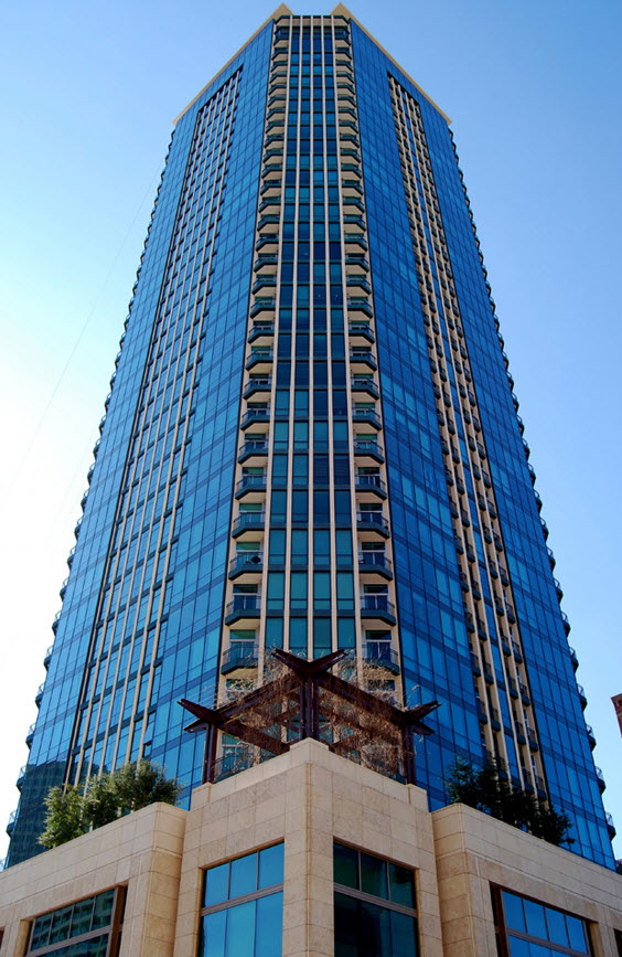 Fort Worth High Rise Apartments For Rent