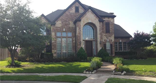 Home Listed for Sale in Frisco, Texas