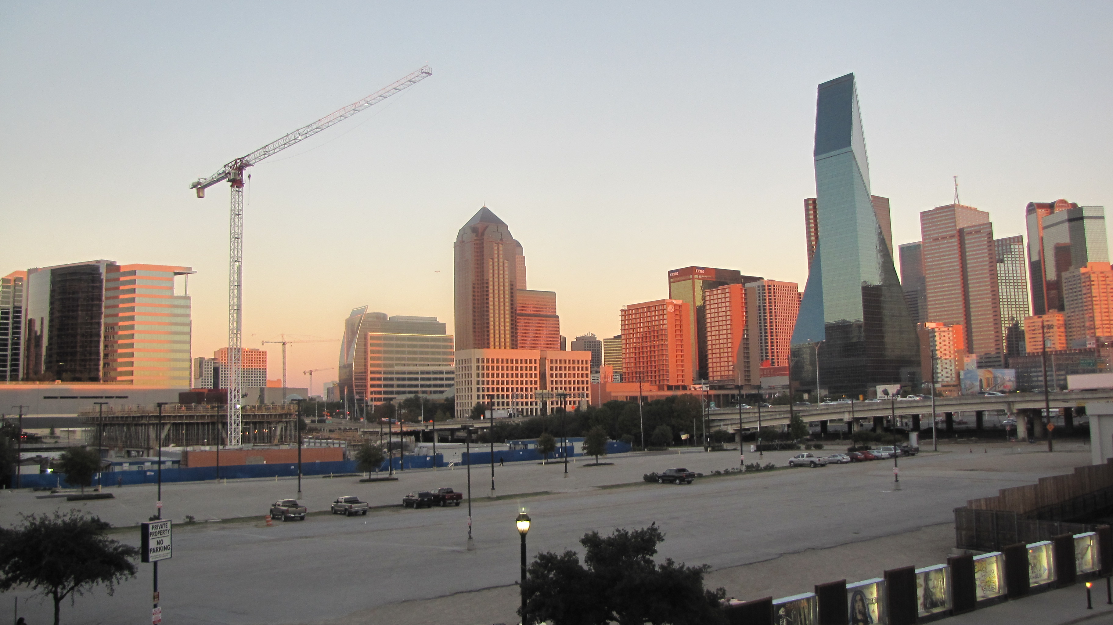 Dallas Fort Worth Real Estate Market Construction