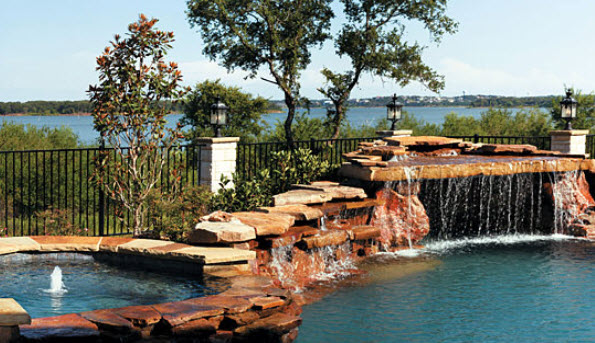 Waterfront real estate homes for sale in dallas fort for Lake front homes