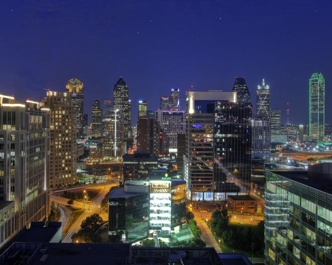 Downtown Dallas High Rise Condos Museum Tower high rise condos