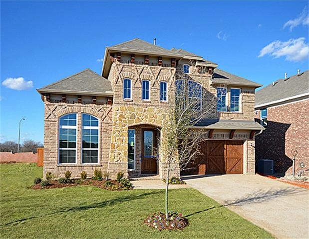 New home spotlight 4813 mulholland drive in plano tx for New big homes for sale