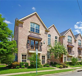Townhomes In University Park TX