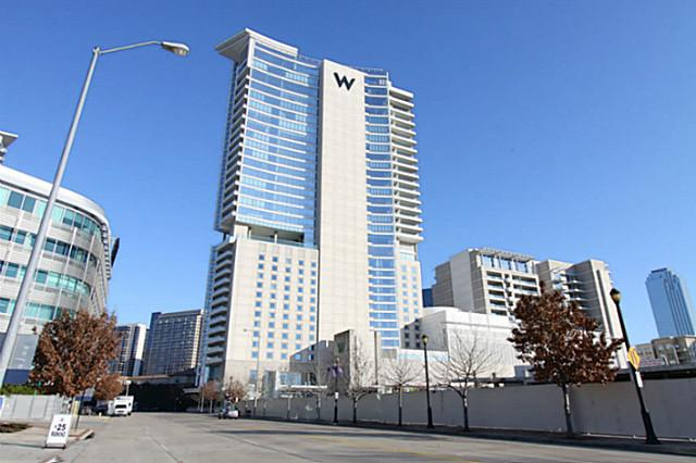 W Residences Among Most Desirable High Rise Condos In Dallas