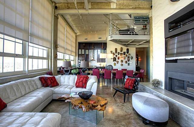 Dallas Work-Live Lofts For Sale or Rent