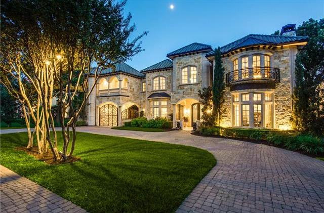 Luxury Dallas Real Estate Market