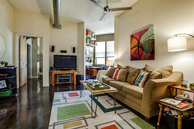 Ft. Worth Lofts For Sale