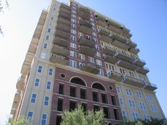 The Travis at Katy Trail high rise condos located at 4611 Travis in Dallas Knox Henderson