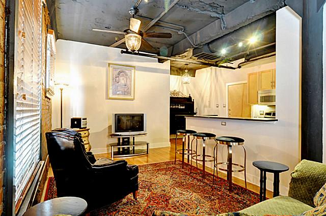Updated Fort Worth Lofts For Sale
