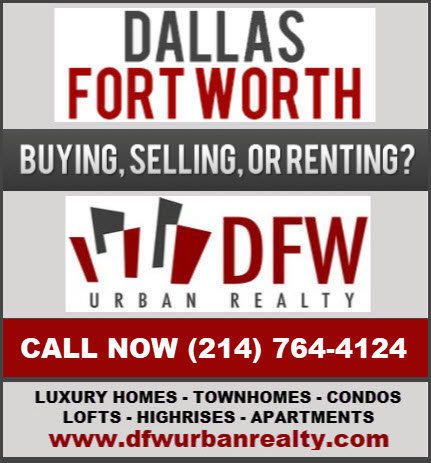 Dallas Fort Worth, TX Real Estate & Homes, Condos For Sale