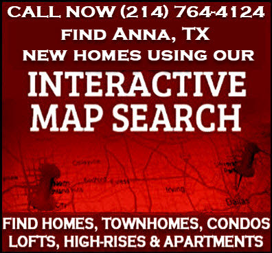 Anna, TX New Construction Homes For Sale