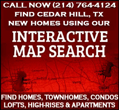 Cedar Hill, TX New Construction Homes For Sale - Builder Incentives