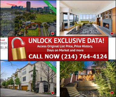 Cityplace Dallas, TX Real Estate & Homes For Sale