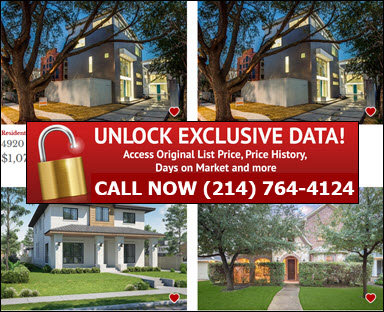 Cochran Heights Dallas, TX Real Estate & Homes For Sale