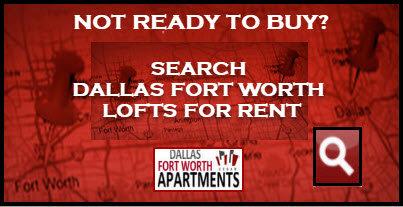 Dallas Fort Worth Tx Lofts For Sale Or Rent Dfw Urban