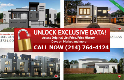 Dallas-Ft. Worth, TX New Construction Homes For Sale - Builder Incentives