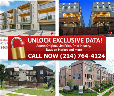 Dallas Fort Worth, TX Townhomes For Sale