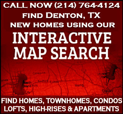 Denton, TX New Construction Homes For Sale - Builder Incentives