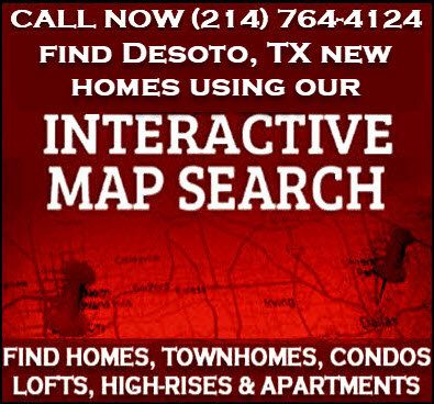 Desoto, TX New Construction Homes For Sale - Builder Incentives