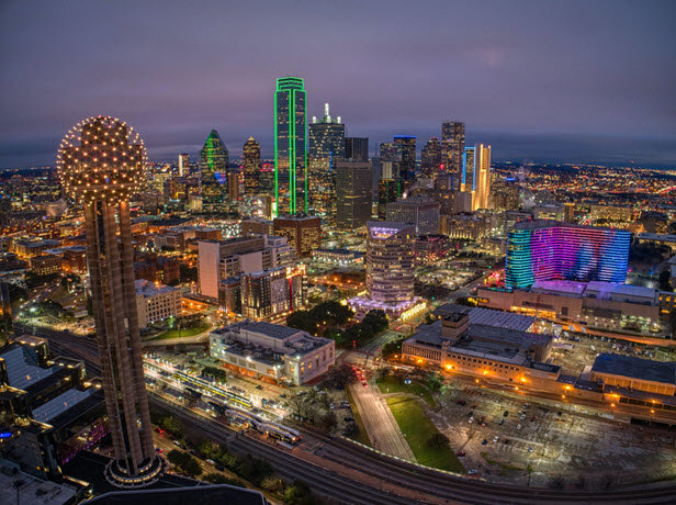 downtown Dallas, TX real estate, homes and condos for sale