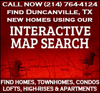 Duncanville, TX New Construction Homes For Sale - Builder Incentives