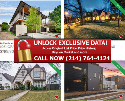 Mill Creek East Dallas, TX Real Estate & Homes For Sale