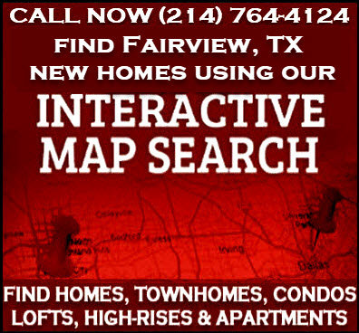 Fairview, TX New Construction Homes For Sale - Builder Incentives