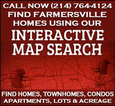Farmersville, TX Homes For Sale