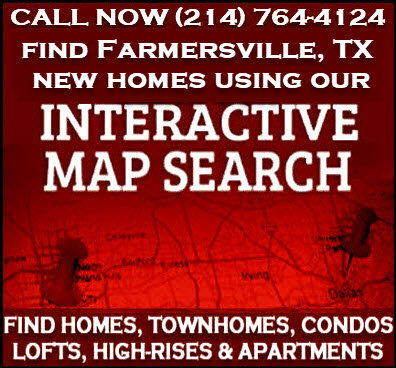 Farmersville, TX New Construction Homes For Sale - Builder Incentives