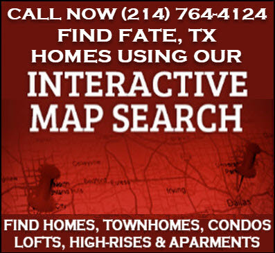 Fate, TX New Construction Homes For Sale - Builder Incentives