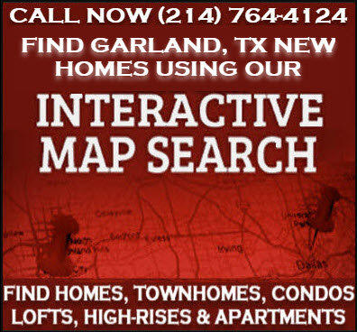 Garland, TX New Homes For Sale