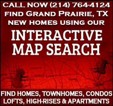 Grand Prairie, TX New Construction Homes For Sale - Builder Incentives