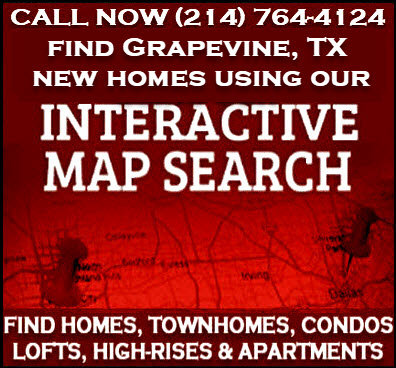 Grapevine, TX New Construction Homes For Sale - Builder Incentives