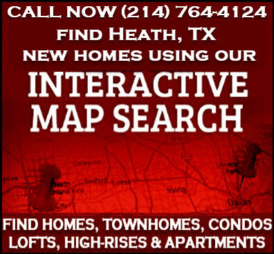 Heath, TX New Construction Homes For Sale - Builder Incentives