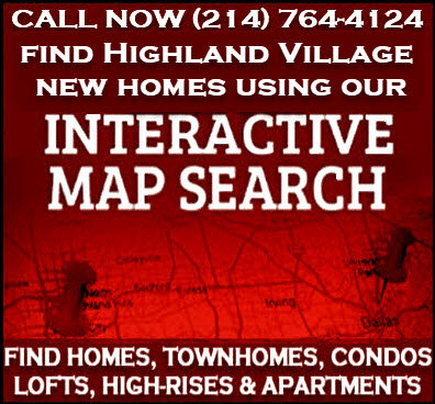Highland Village, TX New Construction Homes For Sale - Builder Incentives