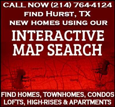Hurst, TX New Construction Homes For Sale - Builder Incentives