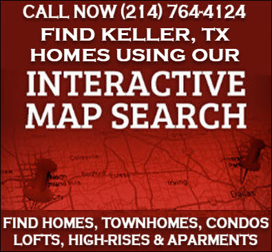 Search Keller, TX Homes For Sale by Map