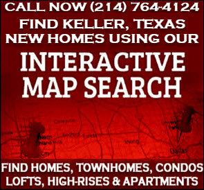 Keller, TX New Construction Homes For Sale