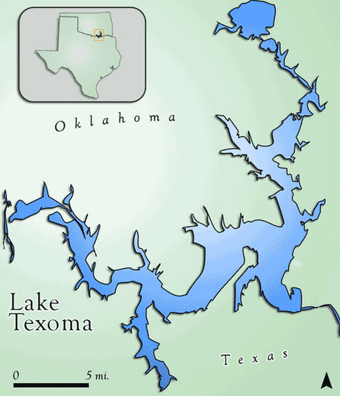 Lake Texoma Real Estate, Waterfront Homes & Lakehouses For Sale