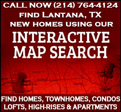 Lantana, TX New Construction Homes For Sale - Builder Incentives