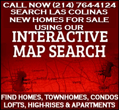 Las Colinas New Homes For Sale in Irving, TX