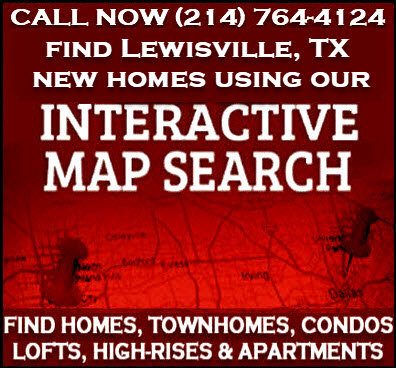 Lewisville, TX New Construction Homes For Sale - Builder Incentives