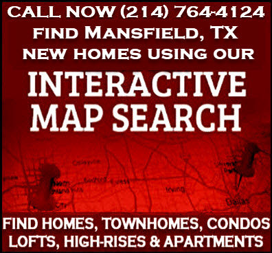 Mansfield, TX New Construction Homes For Sale - Builder Incentives