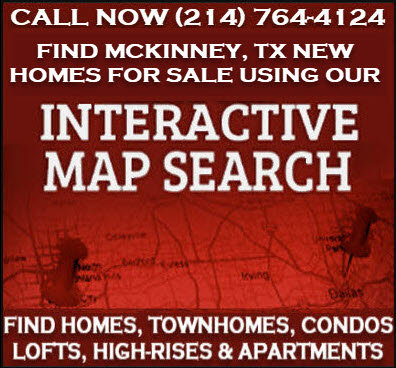 McKinney, TX New Homes For Sale