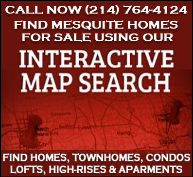 Mesquite, TX Homes For Sale